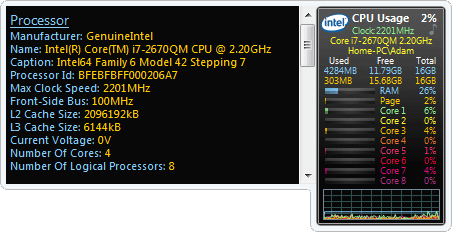 Windows 7 gadgets download cpu temperature