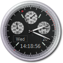 Watch Design Clock