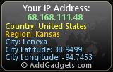 IP Address Widget