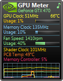 Cpu Temperature Monitor Windows Gadget
