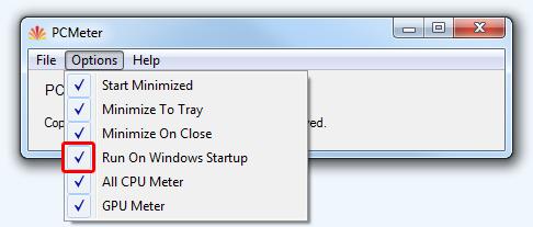 Run On Windows Startup